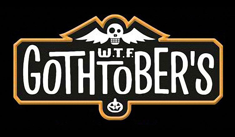 Gothtober logo