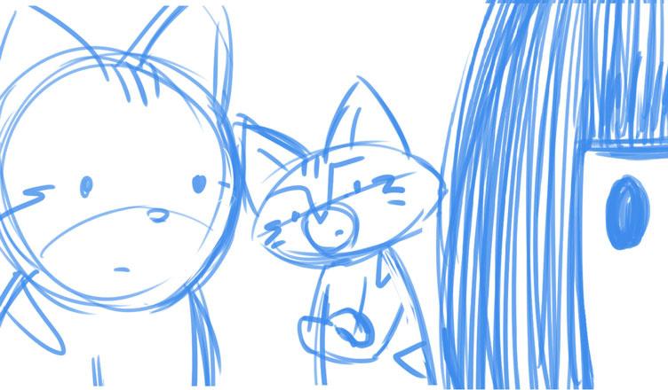 Brudders 'The Webcomic' sketch