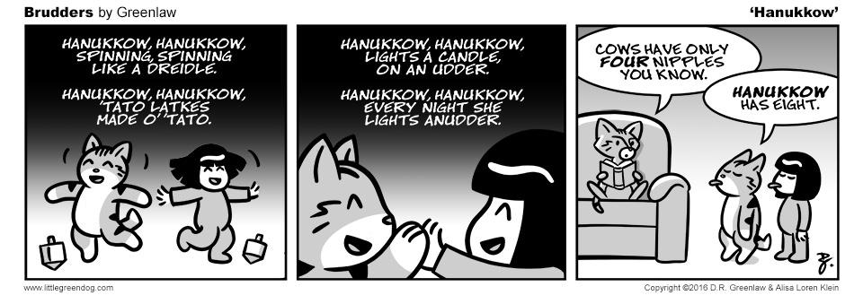 Brudders 085 Hanukkow